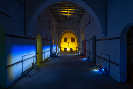 Light Design By Massimiliano Moro Main Corridor Interior Propositions For A Poetic Ecosystem 2